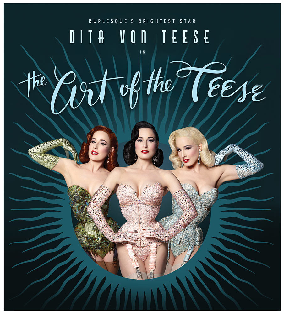 Dita Von Teese - The Art of the Teese Tour